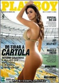 Download Revista Playboy: Tatiane Cravinho – Março 2015