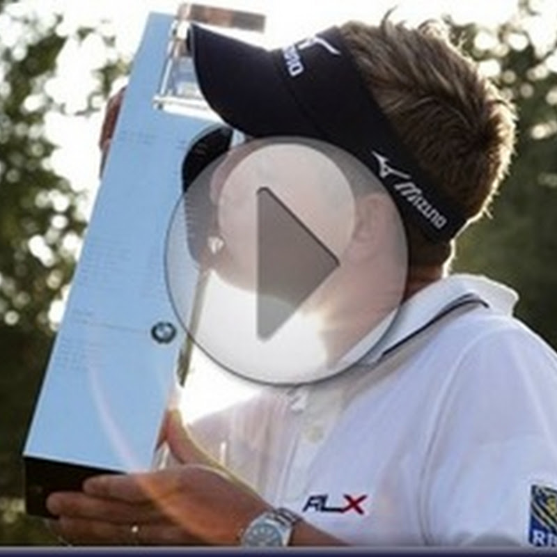 2011 BMW PGA Championship Final Round Highlights