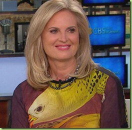 ann romney fish shirt