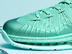 nike lebron 10 low gr green white 2 06 easter LEBRON X LOW, KOBE 8 and KD V   Nike Easter Collection