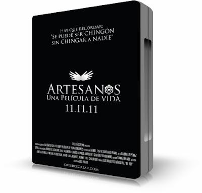 ARTESANOS. Una Película de Vida [ Video DVD ] – Estamos a un cambio de mirada de lograr la alquimia social. El gran despertar de la conciencia colectiva