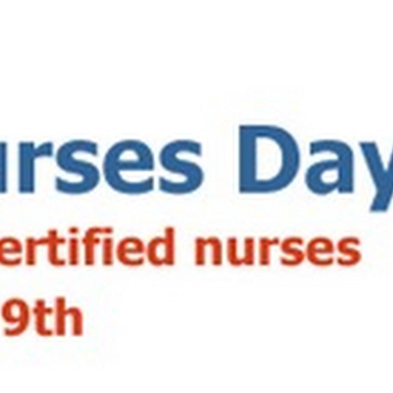 Día de la Enfermera Acreditada