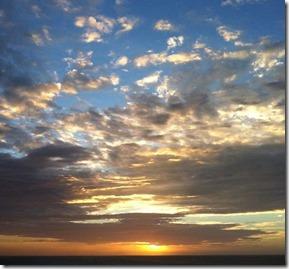Pôr de Sol em Jericoacoara Autora Mirella Matthiesen
