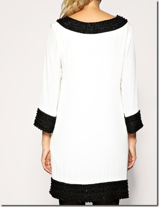 Beaded tunic dress2