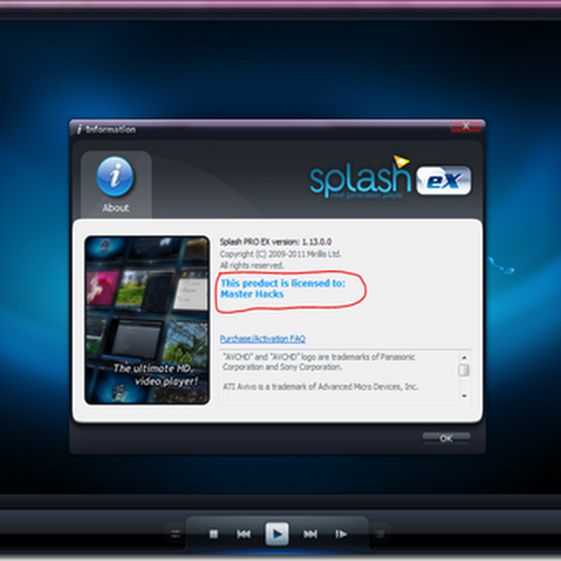 Splash PRO EX 1.13.1 Full version With Serial Numbers