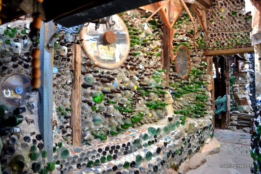 Bottle Walls
