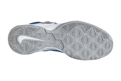 nike zoom soldier 7 tb university blue 1 02 Team Bank Options For Nike Zoom Soldier VII Available at NDC