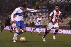 Universidad Católica vs Palestino