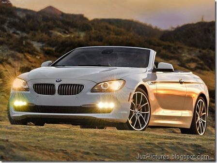 BMW 650i Convertible 2