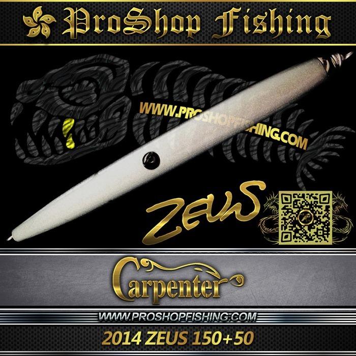 carpenter 2014 ZEUS 150 50.4