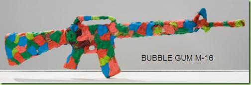 BUBBLE GUM M-16