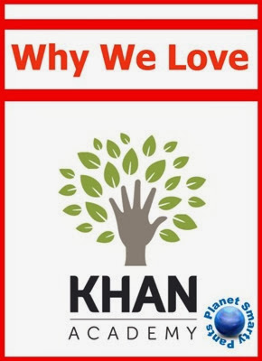 Why We Love Khan Academy