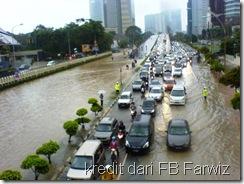 Banjir Jalan Tun Razak Kl 7