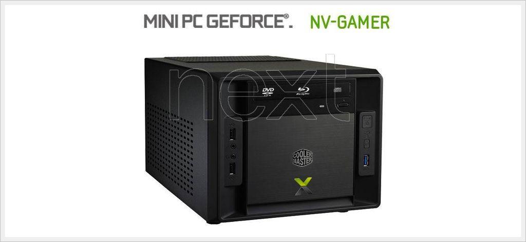 Nvidia NV Gamer V2
