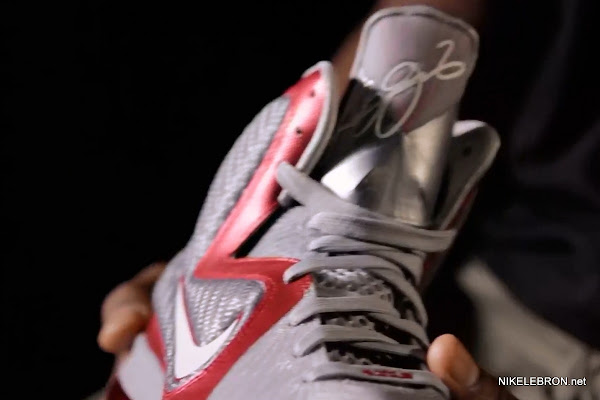 LEBRON 9 Shoe Science 8220Position8221 Video Ohio State 98217s Unveiled