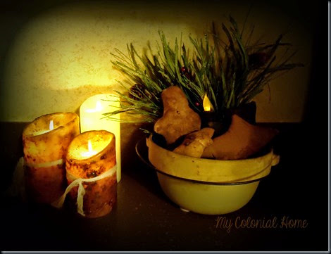 Flicker Candles