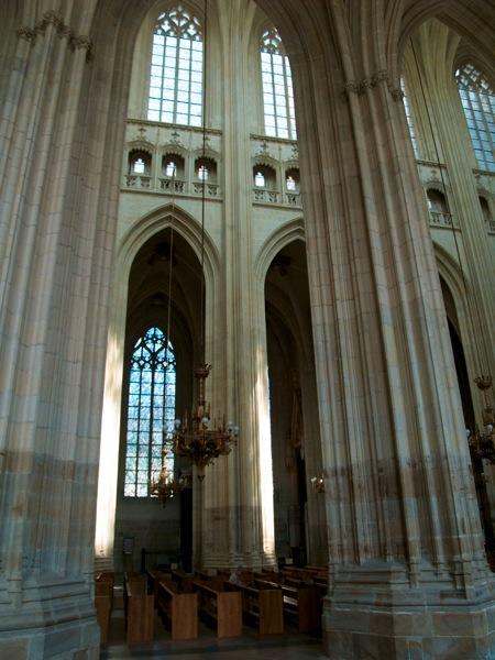2011 07 31 Voyage France Cathédrale St Pierre et St Paul de Nantes en Bretagne