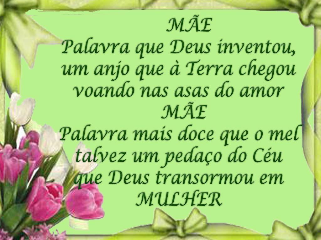 Frase Para O Dia Das Maes