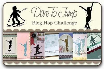 Dare To Jump Blog Hop Challenge