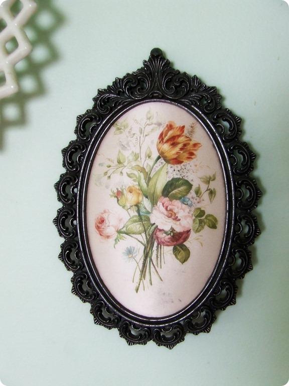 flower hanging