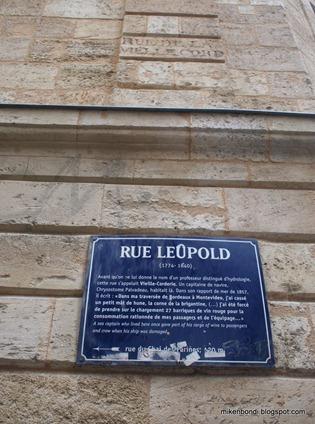 Rue Leopold