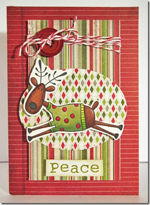 Reindeer of Peace