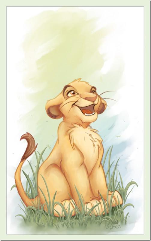 El Rey León,The Lion King,Simba (84)