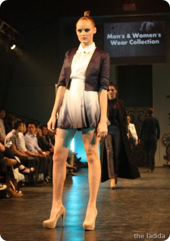 Raffles Graduate Fashion Show 2012 - Junction - Men & Women's Wear Collection  (11)