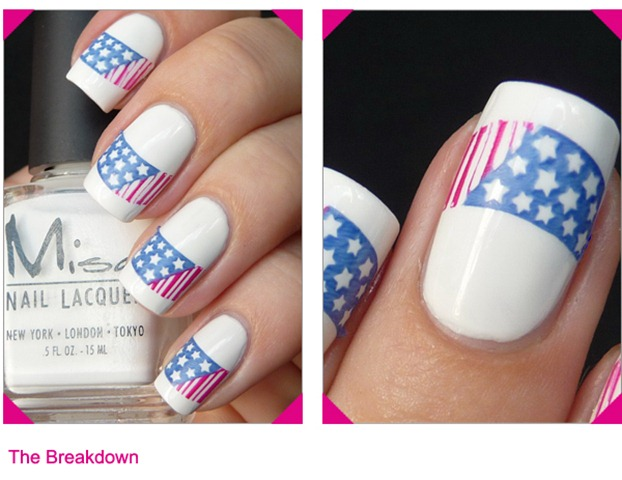 July 4th Nails_9
