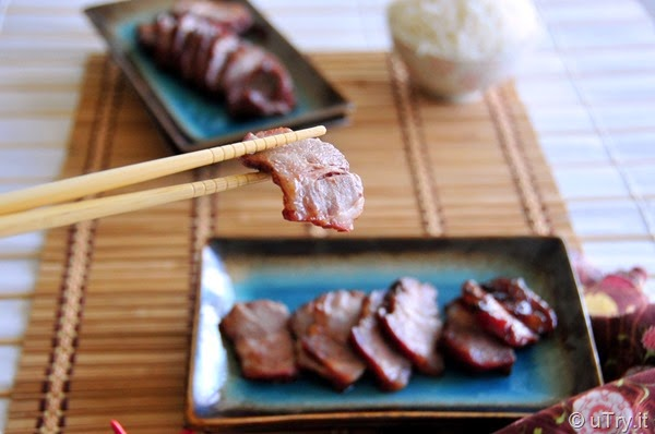 Chinese BBQ Pork (Char-Siu) 秘製蜜汁叉燒   http://uTry.it