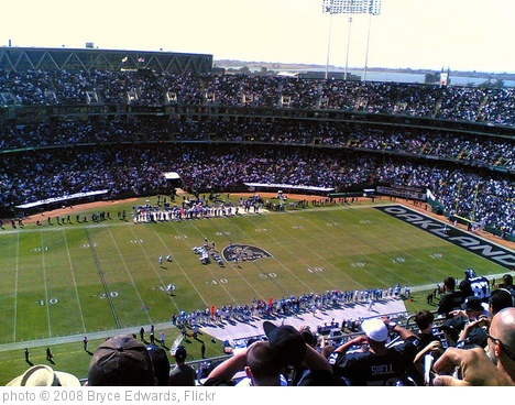 'Oakland Raiders' photo (c) 2008, Bryce Edwards - license: http://creativecommons.org/licenses/by/2.0/