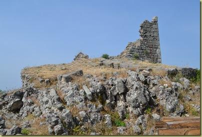 Pergamon Earthquake Damage