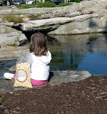 Kettle Corn by the pond in front of Bass Pro Shops Outdoor World in Richmond. (April)