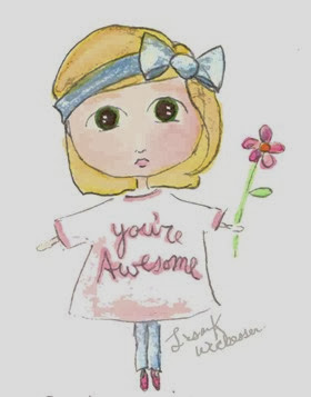 You're awesome girlsigned