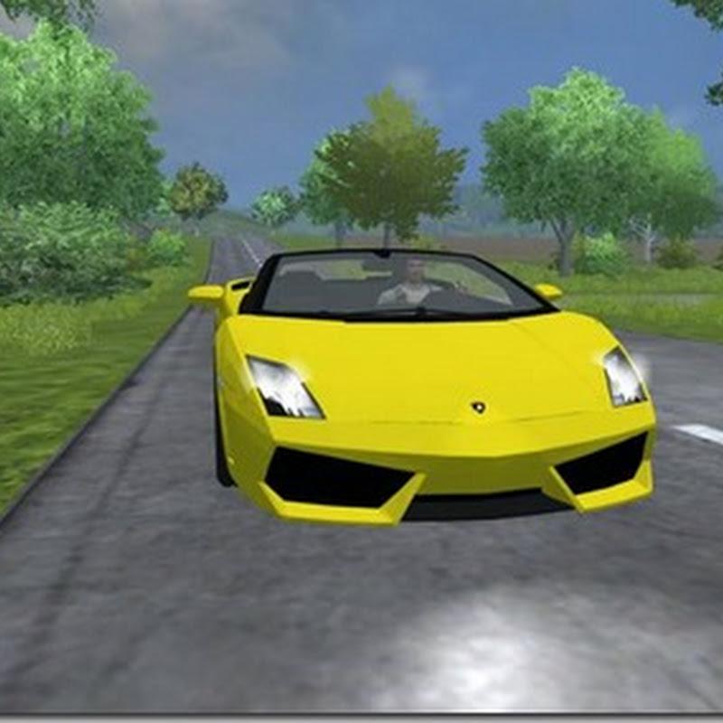 Farming simulator 2013 - Lamborghini Gallardo v 1.0
