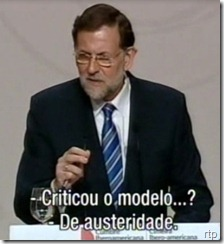 Dilma criticou austeridade.Nov.2012