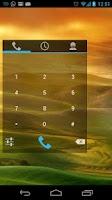 Screenshot of Simple Dialer Widget