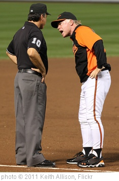 'Buck Showalter' photo (c) 2011, Keith Allison - license: http://creativecommons.org/licenses/by-sa/2.0/