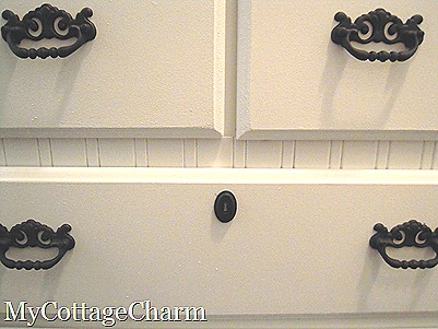 dresser hardware