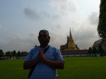 Obiective turistice Thailanda: la intrare in Bangkok