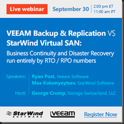FB_VEEAM Backup & Replication VS StarWind Virtual SAN