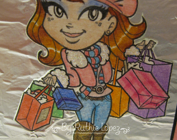 kenny K - Madison Attitud digi stamp - Latinas en America 4