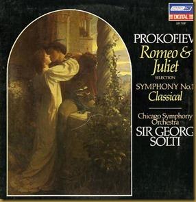 Prokofiev Sinfonía Clásica Solti Decca