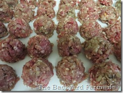 potato sausage - The Backyard Farmwife