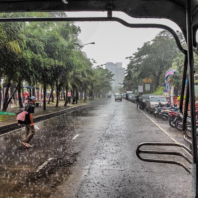 1. Сезон дождей. Таиланд 2555. Thailand