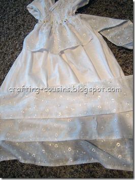 Ruffled T-shirt Dress (2)