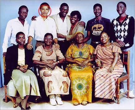 Obama-e-parentes