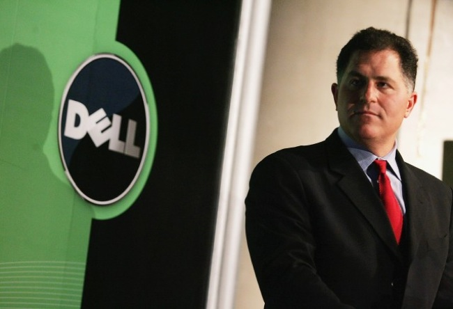 Michael dell pic