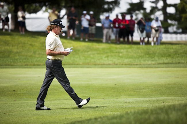 Miguel Angel Jimenez at 2011 US Open-2