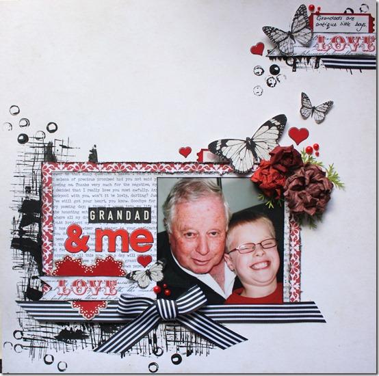 grandad and me